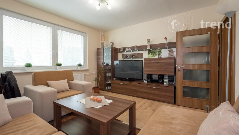 trend Real   Znížená cena -Pekný 2-izbový byt na sídlisku Ťahanovce