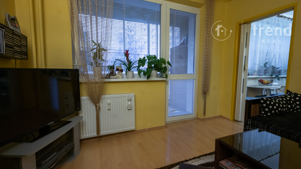 trend Real | 1-izbový byt | Košice - Terasa