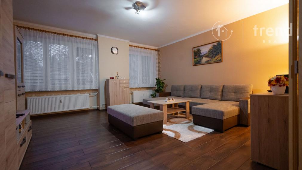 trend Real |Zrekonštruovaný 3-izbový byt | Moldava nad Bodvou