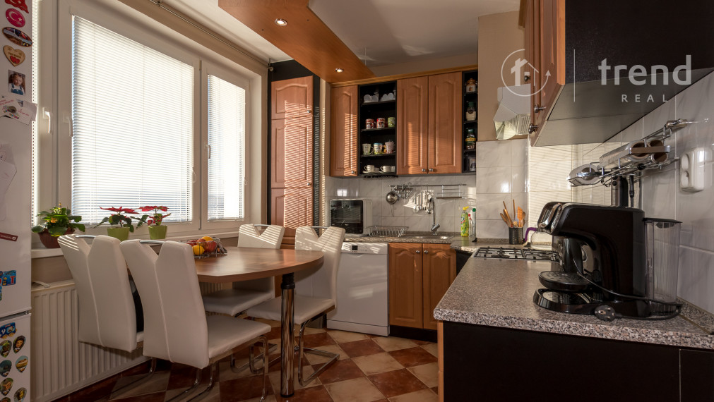 trend Real | 3-izbový byt súžasným výhľadom na Košice