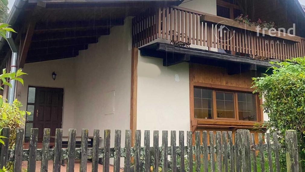 trend Real   Rezervované   Dom s veľkým pozemkom v Zlatej Idke