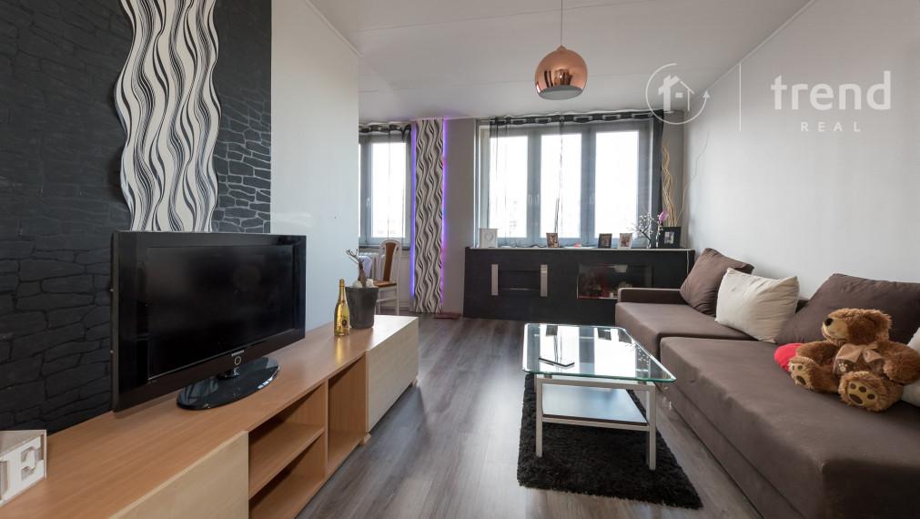trend Real   Rezervované   3 izbový byt   Košice - Železníky