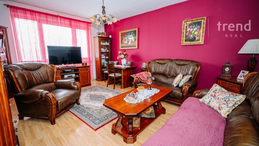 trend Real | Prerobený 3-izbový byt | Košice - Ťahanovce