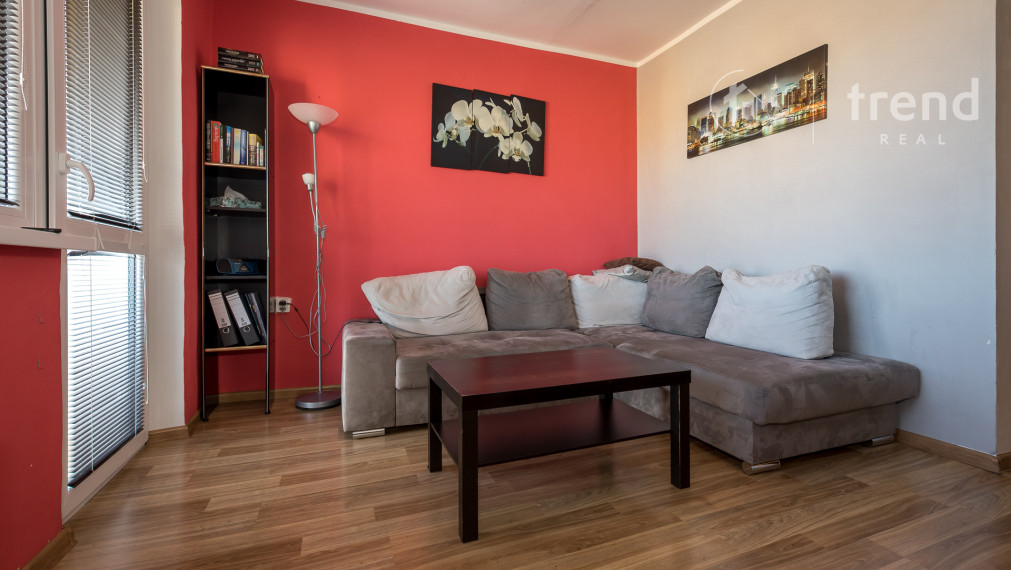 trend Real   Slnečný 1-izbový byt   Košice - Terasa